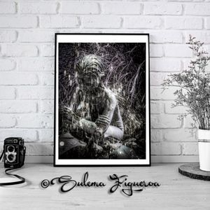 8 unique Wall art originals by Sulema